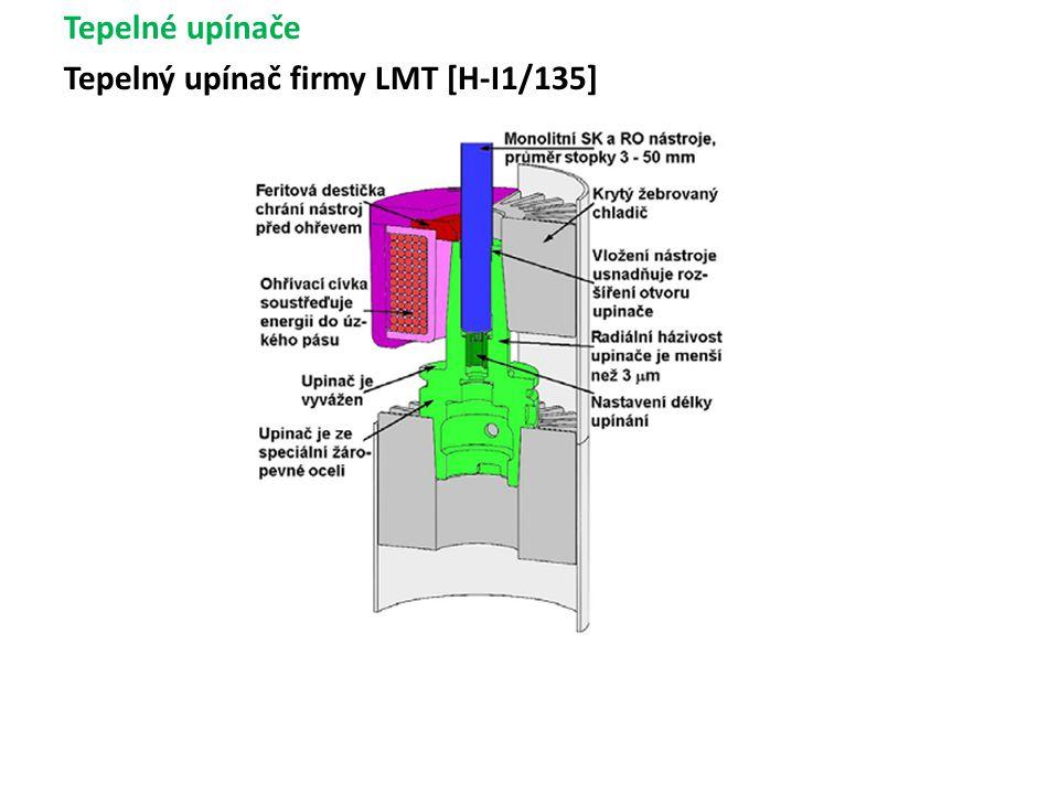 Tepelné upínače Tepelný upínač firmy LMT [H-I1/135]